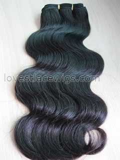 Special selling body wave malaysian virgin hair natural color straight hair weft