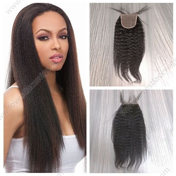 cheap brazillian virgin human hair hair closure