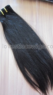 Fashion Silky straight 100% Malaysian virgin hair wefts