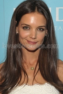 Excellent quality celebrity indian remy hair natural straight full lace wig