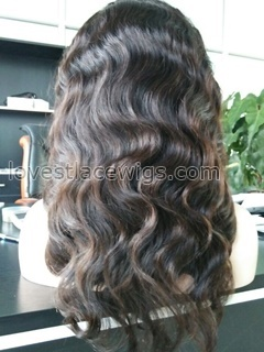 150 density Human hair wigs full lace Chinese virgin body wave hair wigs natural color with baby hair natural hair line