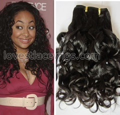 Unprocessed Remy Human Hair Weave Brazilian curly Virgin Hair Extensions