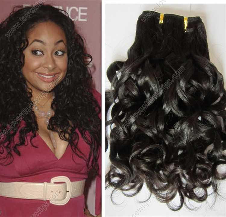 Unprocessed Remy Human Hair Weave Brazilian curly Virgin Hair Extensions 4714b2766
