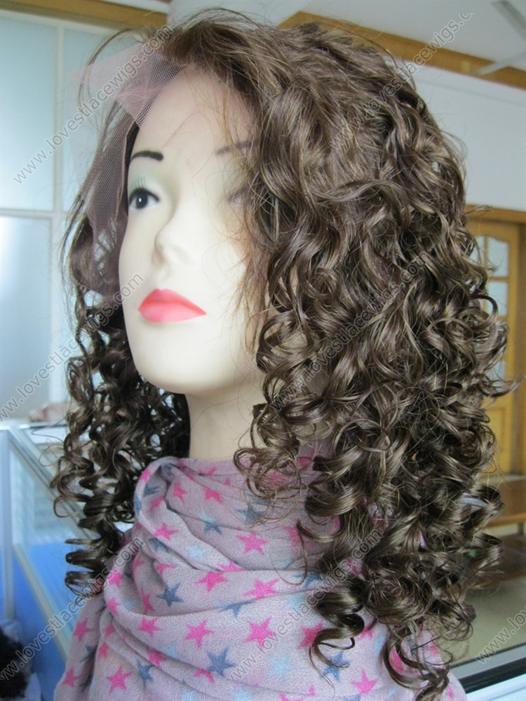 synthetic lace front wigs with baby hair wholesale