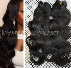 Wholesale - Brazilian virgin deep body wave hair lot unprocessed wavy hair cheap deep body wave hair weave