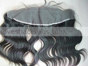 body wave chinese virgin hair lace frontal
