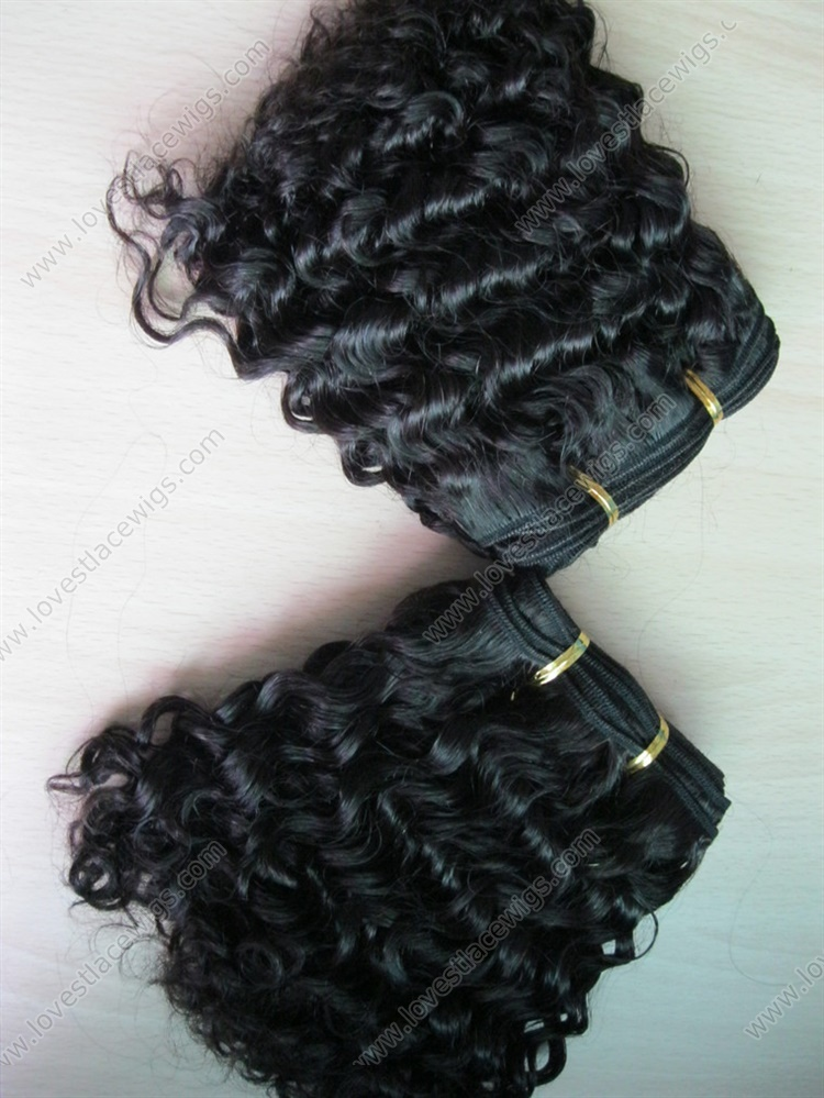 8 Inch Indian Remy Hair 38