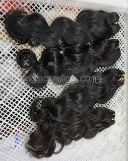 Brazilian virgin hair weave unprocessed human hair wavy hair extensions cheap deep body wave hair weft wholesale