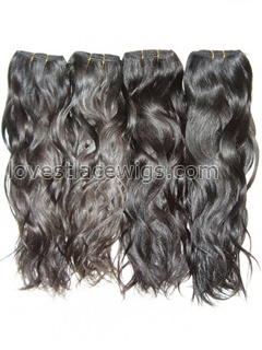 100% indian remy hair loose wave 18 inch hair extension wholesale