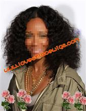Heavy density celebrity full lace wigs