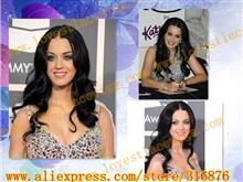 High quality wholesale 100% indian hair long medium black full lace wig with baby hair in stock for lady